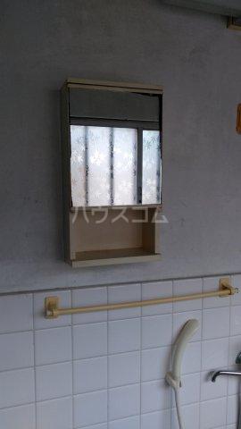 塩山貸家2号棟の風呂