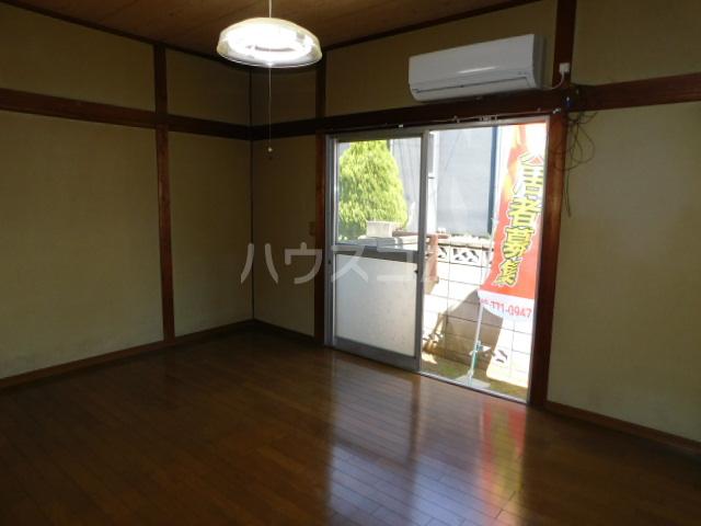 富士見1丁目テラスハウスの居室