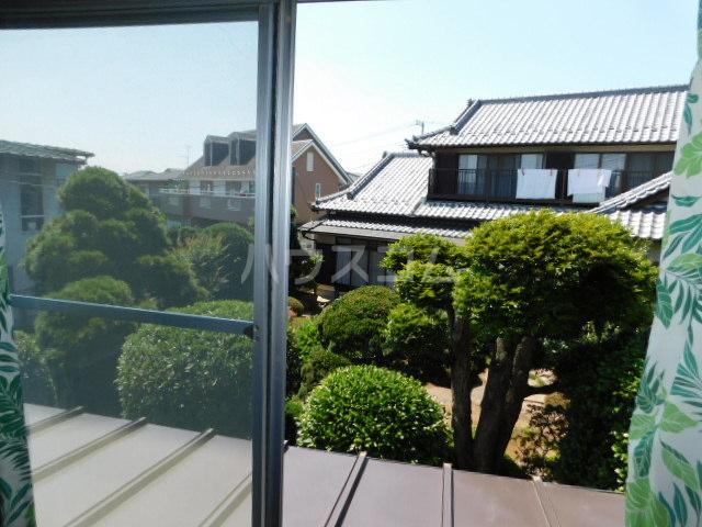 富士見1丁目テラスハウスの景色
