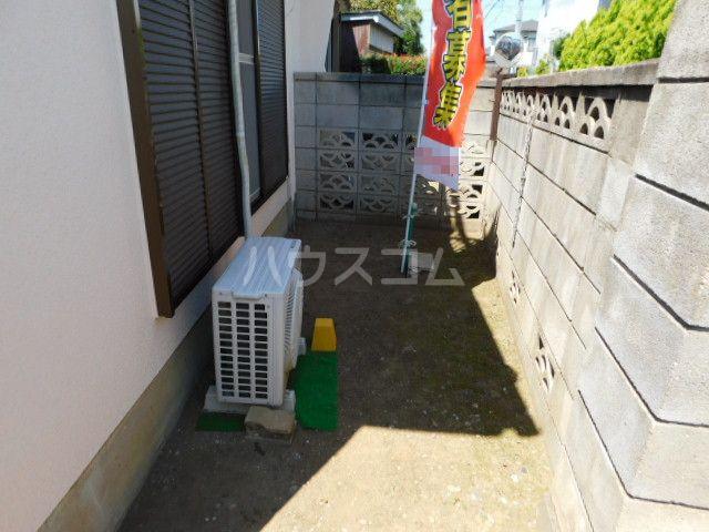 富士見1丁目テラスハウスの庭