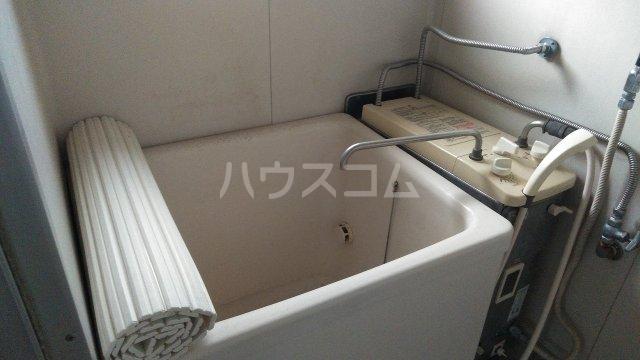 大室ハイツ 202号室の風呂
