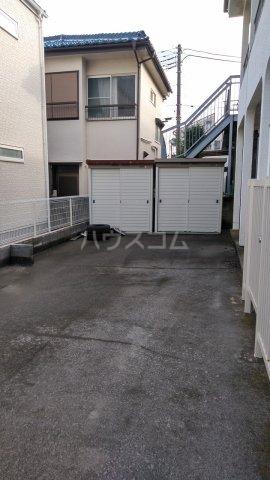 大室ハイツ 202号室の駐車場