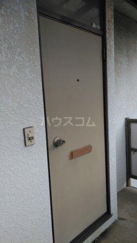 大室ハイツ 202号室の玄関