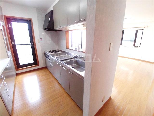桶川西2丁目貸家のキッチン