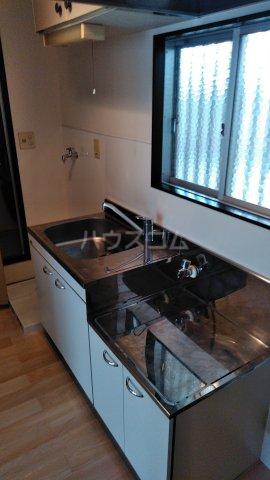 大井ハイツ 203号室のキッチン