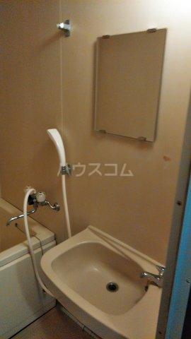 大井ハイツ 203号室の洗面所