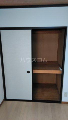 大井ハイツ 203号室の収納