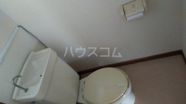 メゾン・シマムラA 201号室のトイレ
