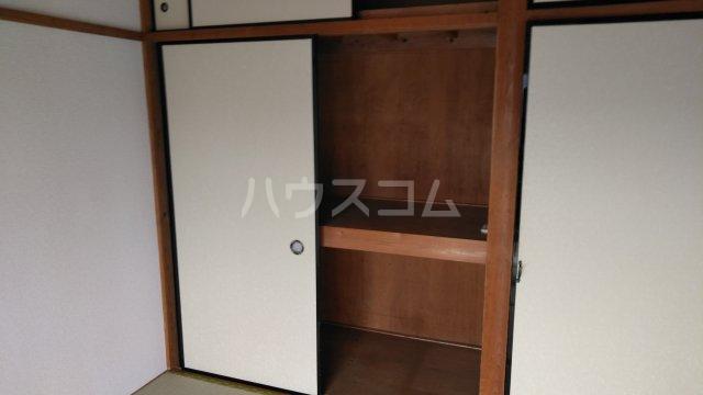 メゾン・シマムラA 201号室の収納