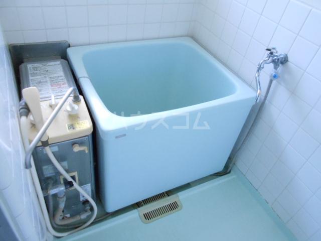 両国荘 202号室の風呂