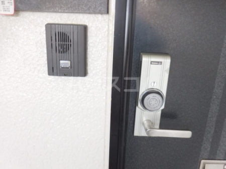 レディーバード 201号室のセキュリティ