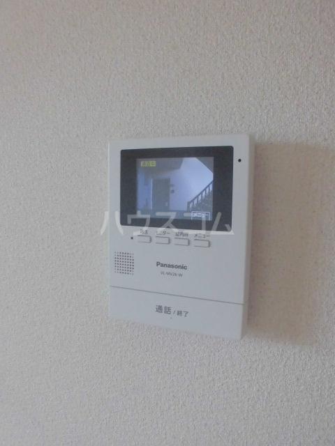 ガーデンパレスカネブン A 201号室のセキュリティ