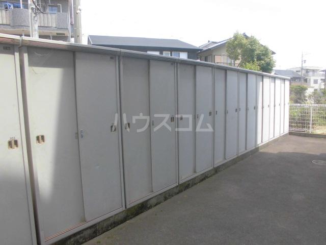 ガーデンパレスカネブン A 201号室の設備