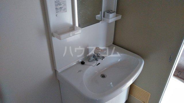 メゾン藪田 203号室の洗面所