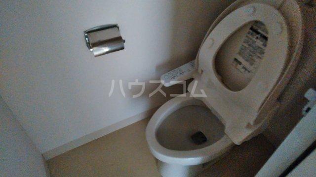 メゾン藪田 203号室のトイレ