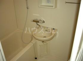 サンクレイドルレヴィール池袋 401号室の洗面所