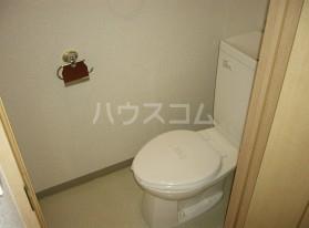 サンクレイドルレヴィール池袋 401号室のトイレ