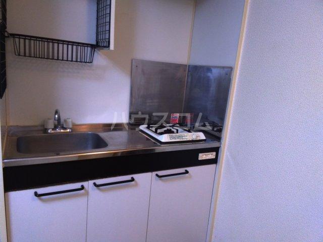 レジデンス東池袋 206号室のキッチン