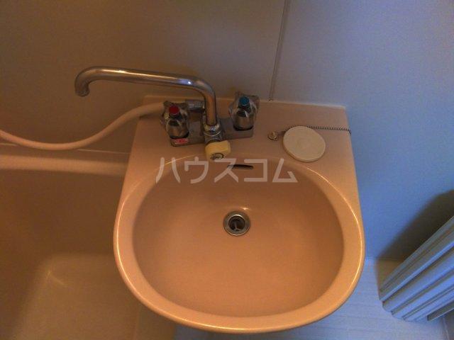 レジデンス東池袋 206号室の洗面所