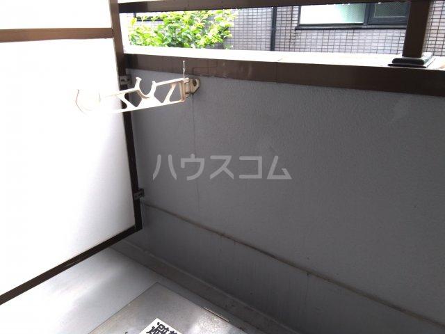 レジデンス東池袋 206号室のバルコニー