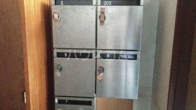 間宮荘 2号室の設備