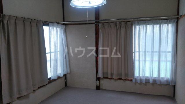 間宮荘 2号室の居室