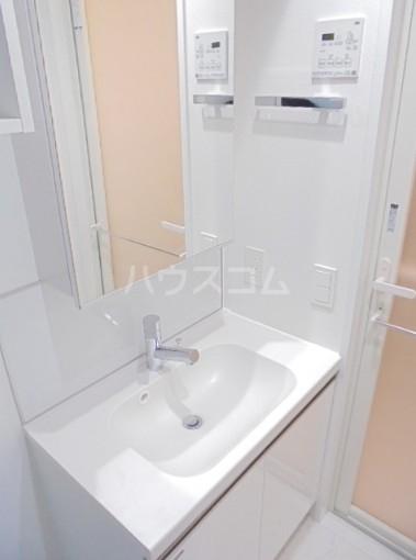 スカイコートグレース新宿中落合 112号室の洗面所