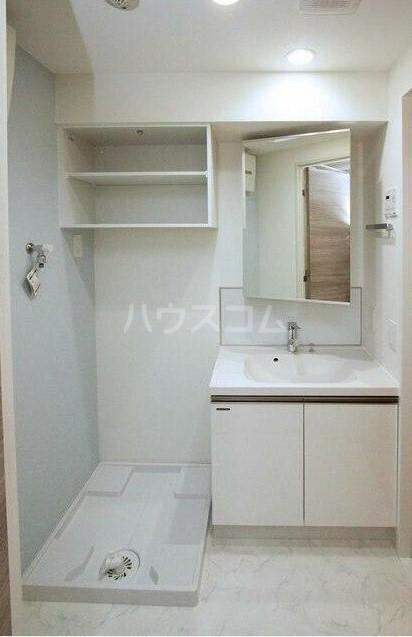 スカイコートグレース新宿中落合 201号室の洗面所