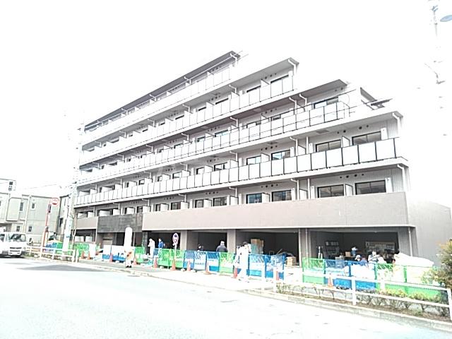 パティーナ東武練馬 102号室のエントランス