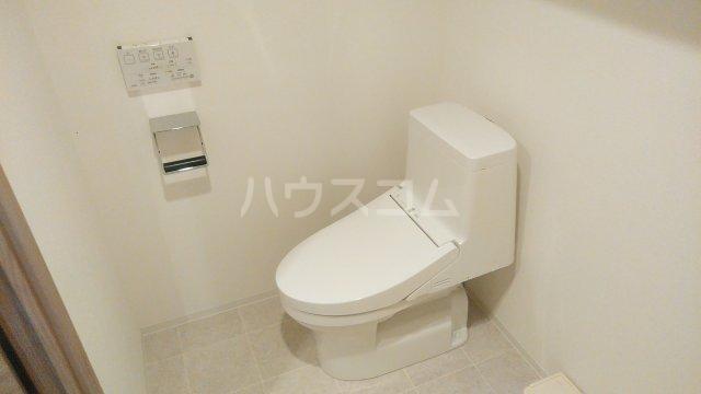 パティーナ東武練馬 314号室のトイレ