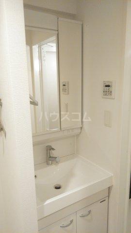 パティーナ東武練馬 314号室の洗面所