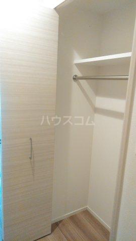 パティーナ東武練馬 602号室の収納
