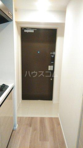 パティーナ東武練馬 602号室の玄関