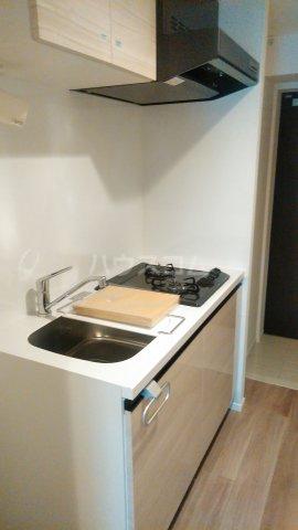 パティーナ東武練馬 602号室のキッチン