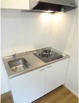 ベルツリーハイツ 102号室のキッチン