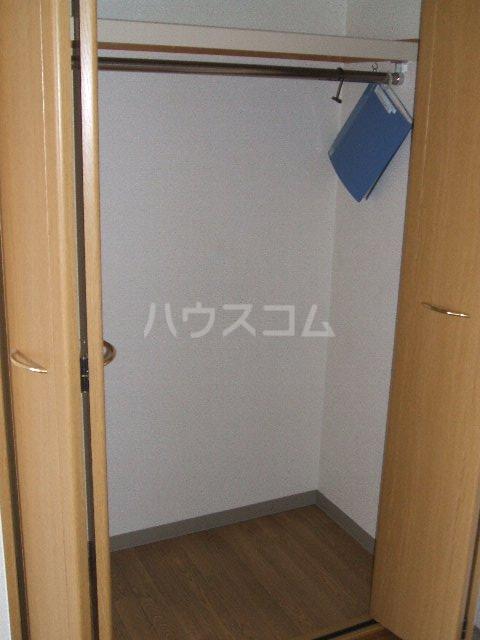 第3さくらマンション中央 403号室の収納