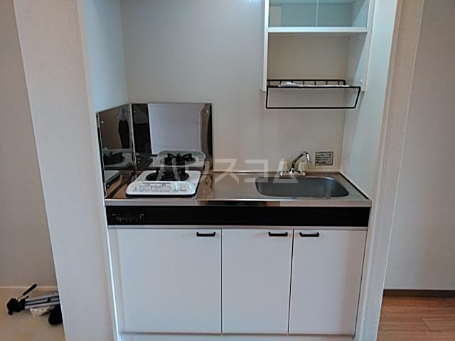 サニーサイドコーポ川西 102号室のキッチン