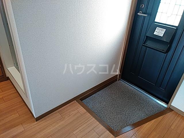 サニーサイドコーポ川西 102号室の玄関