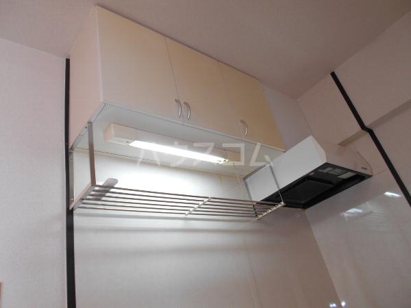 アベニューY・A・N 4B号室の設備