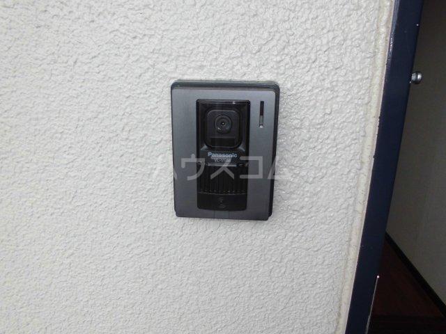 アパートメントハウス朴の樹 402号室のセキュリティ