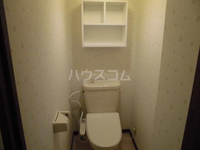 サープラス五条 102号室のトイレ