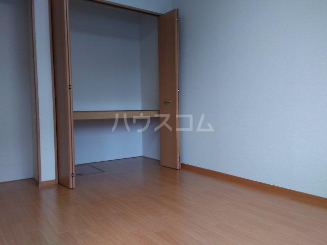 メゾンクレール 202号室のベッドルーム