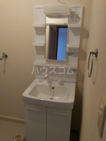 メゾンクレール 202号室の洗面所