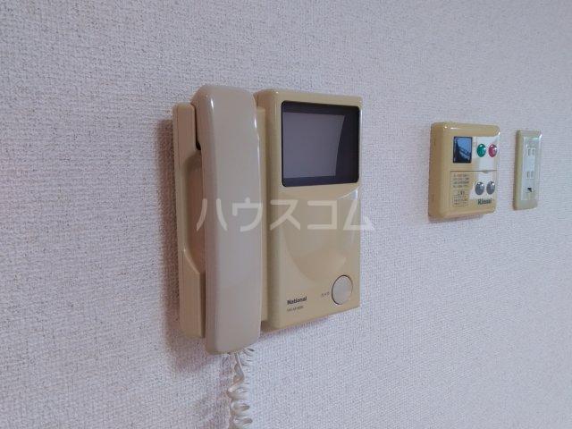 メゾンクレール 202号室のセキュリティ