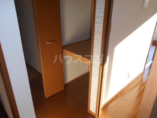 ルーチェ・Ⅰ 201号室の収納