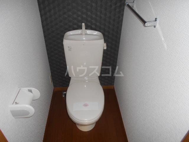 ルーチェ・Ⅰ 201号室のトイレ