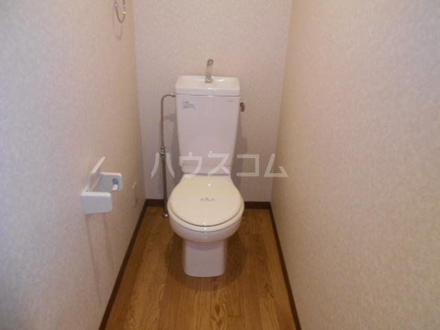 マ・メゾン小牧原 南館 103号室のトイレ