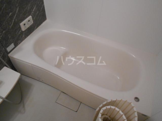 ヴァン オーキッド 201号室の風呂