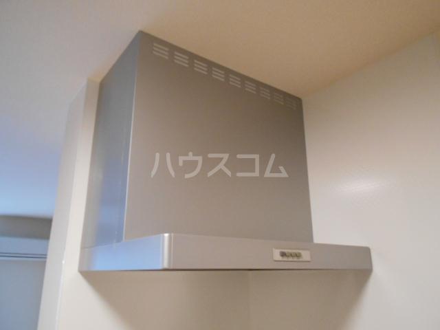 ヴァン オーキッド 201号室のキッチン