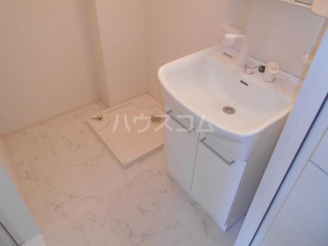 グランド南 103号室の洗面所